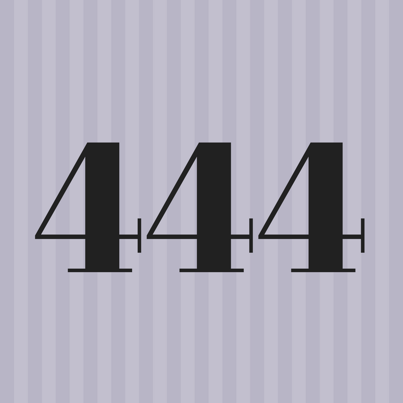 Angel Numbers: 1111, 223, 333, 444 - Intuitive and Spiritual